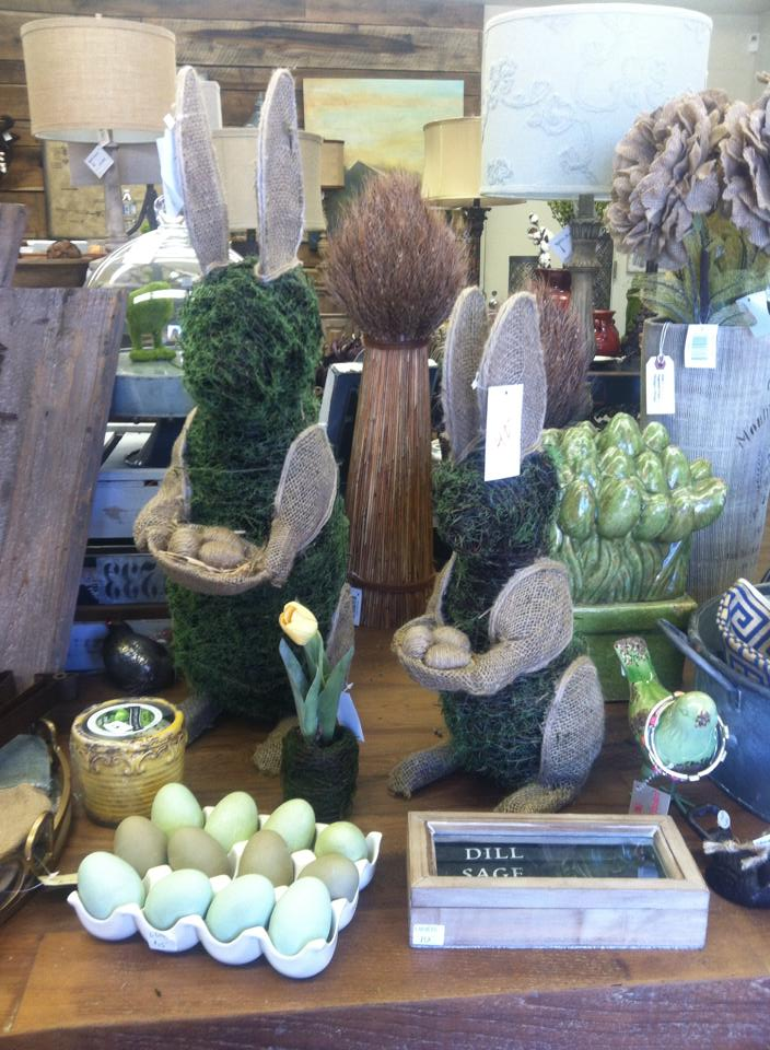 Gallery mango s d cor co chattanooga knoxville tn for Home goods easter decorations