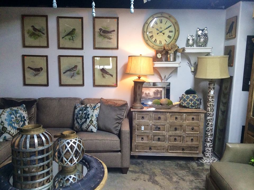 Gallery mango s d cor co chattanooga knoxville tn for Shore home decor